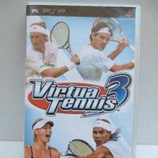 Videojuegos y Consolas: JUEGO PARA PSP -VIRTUA TENNIS 3 -. Lote 57387899