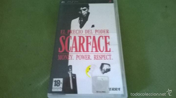 SCARFACE (Juguetes - Videojuegos y Consolas - Sony - Psp)