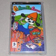 Videojuegos y Consolas: PARAPPA THE RAPPER, EN PERFECTO ESTADO PAL ING -PSP-. Lote 59846236