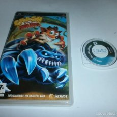 Videojuegos y Consolas: CRASH LUCHA DE TITANES PSP . Lote 59915815