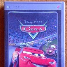 Videojuegos y Consolas: CARS. PIXAR - DISNEY. JUEGO PARA PSP.. Lote 144148696