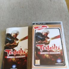Videojuegos y Consolas: TENCHU - SHADOW ASSASSINS. Lote 61670112