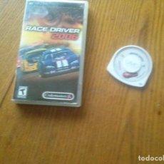 Videojuegos y Consolas: JUEGO PSP RACE DRIVER 2006. Lote 63780483