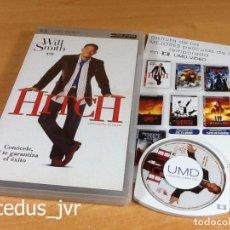 Videojuegos y Consolas: HITCH ESPECIALISTA EN LIGUES WILL SMITH PELÍCULA UMS PARA SONY PSP COMPLETA VERSIÓN ESPAÑOLA. Lote 64577043