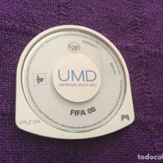 Videojuegos y Consolas: JUEGO PSP FIFA 08 EA SPORTS SONY UMD. Lote 64848857