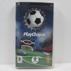Videojuegos y Consolas: PLAYCHAPAS VIDEOJUEGO SONY PSP. Lote 65689798