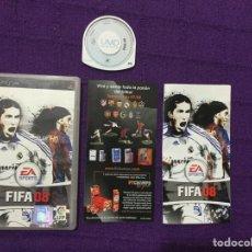 Videojuegos y Consolas: FIFA 08 - PSP - SONY - PLAYSTATION - LFP - FIFA08 FIFA 2008. Lote 68117346