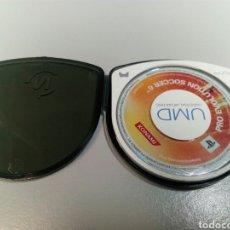 Videojuegos y Consolas: PRO EVOLUTION SOCCER 6 PARA PSP. Lote 70230309