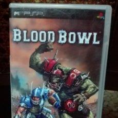 Videojuegos y Consolas: BLOOD BOWL PSP. Lote 72683427