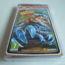Videojuegos y Consolas: CRASH LUCHA DE TITANES (PRECINTADO) PSP. Lote 88920115