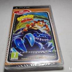 Videojuegos y Consolas: CRASH - LUCHA DE TITANES ( PRECINTADO!) ( SONY PSP - PAL -ESP). Lote 75254079