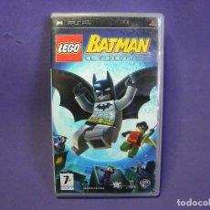 Videojuegos y Consolas: JUEGO PSP LEGO BATMAN. Lote 75624859
