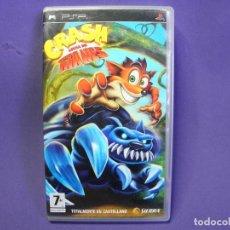 Videojuegos y Consolas: JUEGO PSP CRASH LUCHA DE TITANES. Lote 75627895
