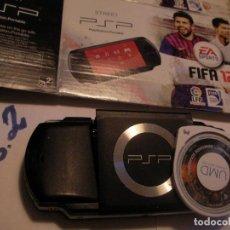 Videojuegos y Consolas: PSP CON JUEGO Y CAJA. Lote 75928671