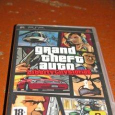 Videojuegos y Consolas: VIDEOJUEGO GRAND THEFT AUTO PARA SONY PSP.. Lote 76772803