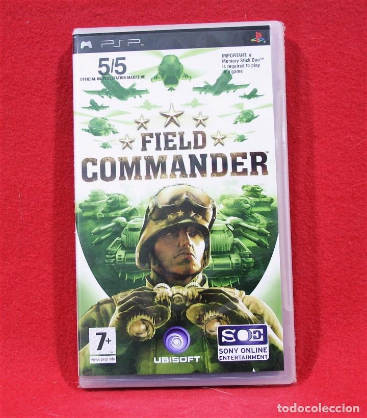 FIELD COMMANDER. PRECINTADO (Juguetes - Videojuegos y Consolas - Sony - Psp)