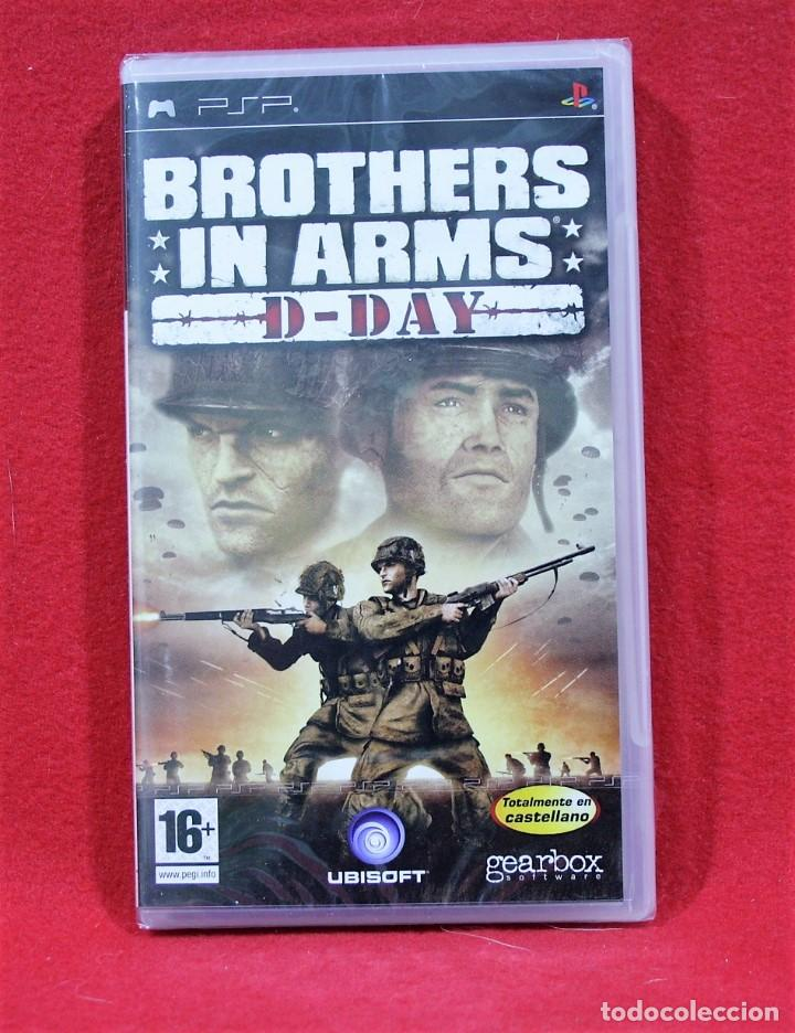 Brothers In Arms D Day Precintado Sold Through Direct Sale 80267489