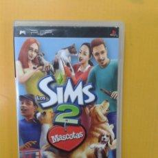 Videojuegos y Consolas: VIDEJUEGOS. LOS SIMS 2 MASCOTAS. PSP. Lote 80645382
