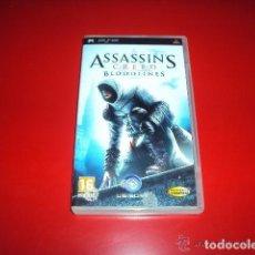 Videojuegos y Consolas: JUEGO DE PSP ASSASSINS CREED BLOODLINES . Lote 81187916