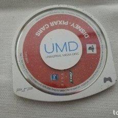 Videojuegos y Consolas: 10- UMD- CARS, DISNEY PIXAR-PSP. Lote 84773008