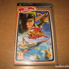 Videojuegos y Consolas: JAK AND DAXTER LA FRONTERA PERDIDA PSP PAL ESPAÑA COMPLETO. Lote 85887364