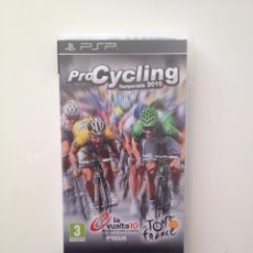 Videojuegos y Consolas: PROCYCLING TEMPORADA 2010 /PSP. Lote 86376016