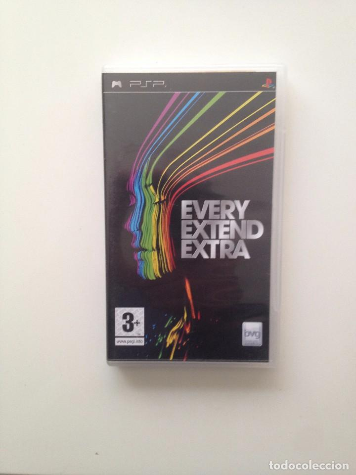 EVERY EXTEND EXTRA /PSP (Juguetes - Videojuegos y Consolas - Sony - Psp)