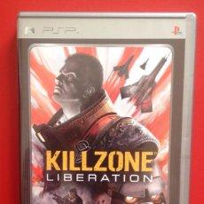 Videojuegos y Consolas: KILLZONE LIBERATION. PSP. Lote 87354180