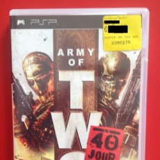 Videojuegos y Consolas: ARMY OF TWO. PSP. Lote 87354872