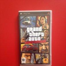 Videojuegos y Consolas: GRAND THEFT AUTO LIBERTY CITY STORIES. PSP. Lote 87356228