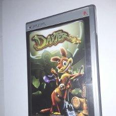 Videojuegos y Consolas: JUEGO PSP DAXTER. Lote 260609295