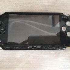 Videojuegos y Consolas: MAQUINA DE VIDEOJUEGOS PSP VIDEOCONSOLA SONY PSP-1004 PRIMER MODELO VER FOTOSO Y DESCRIPCION. Lote 92161095