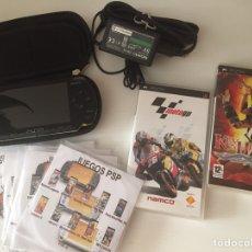 Videojuegos y Consolas: CONSOLA PSP CON VIDEOJUEGOS. Lote 93215777
