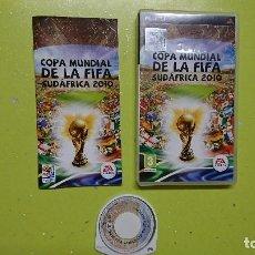 Videojuegos y Consolas: COPA MUNDIAL DE LA FIFA SUDÁFRICA 2010. Lote 95478927