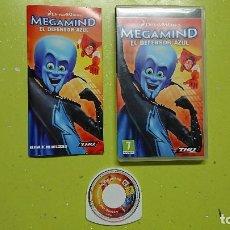 Videojuegos y Consolas: MEGAMIND, EL DEFENSOR AZUL. Lote 95479187