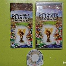 Videojuegos y Consolas: COPA MUNDIAL DE LA FIFA SUDÁFRICA 2010 . Lote 95479319