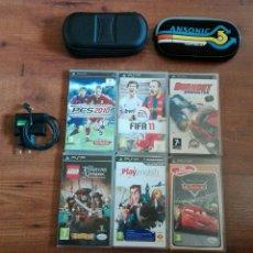 Videojuegos y Consolas: PSP BLANCA. Lote 95658454