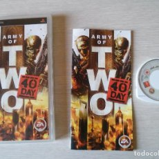 Videogiochi e Consoli: ARMY OF TWO THE 40 DAY SONY PSP . Lote 96265523