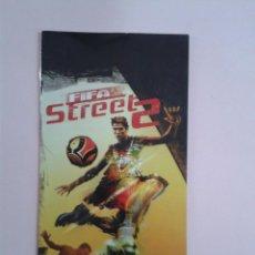 Videojuegos y Consolas: FIFA STREET 2 (MANUAL DE INTRUCCIONES). Lote 96458591