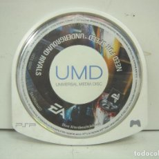 Videojuegos y Consolas: NEED FOR SPEED UNDERGROUND RIVALS -PSP SONY PLAY - VIDEO JUEGO DISCO CONSOLA . Lote 97394879