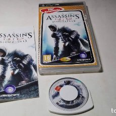 Videojuegos y Consolas: ASSASSIN´S CREED: BLOODLINES ( SONY PSP - PAL -ESP). Lote 97775611