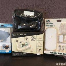 Videojuegos y Consolas: LOTE ACCESORIOS PSP. Lote 98890451