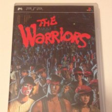 Videojuegos y Consolas: THE WARRIORS. ROCKSTAR GAMES/ 2005 -PSP- SONY / VG+. Lote 101062639