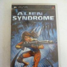 Videojuegos y Consolas: JUEGO - SONY PSP - ALIEN SINDROME. Lote 101975419