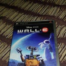 Videojuegos y Consolas: PSP WALL-E CAJA VACIA SOLO!! NO INCLUYE CD. Lote 102952902
