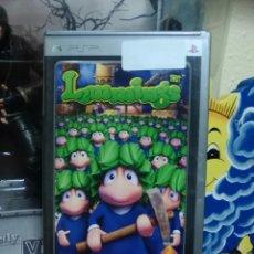 Videojuegos y Consolas: LEMMINGS - SONY PSP - UMD - COMPLETO - PLATAFORMAS. Lote 103584215