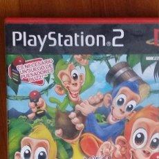 Videojuegos y Consolas: PLAYSTATION 2 LOCURA EN LA JUNGLA, SONY. Lote 104063111