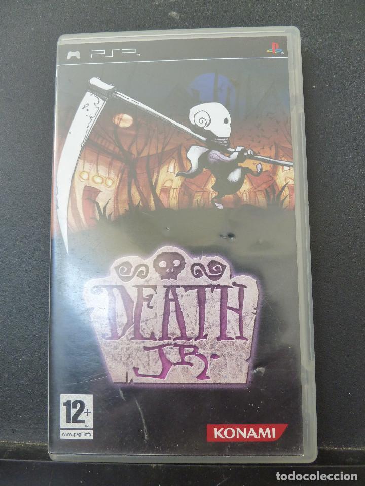 JUEGO - SONY - PSP - DEATH JR (Juguetes - Videojuegos y Consolas - Sony - Psp)