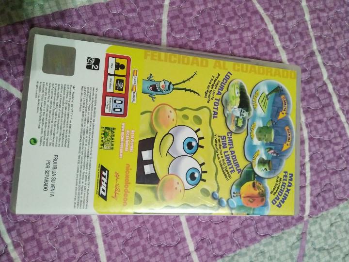 Videojuegos y Consolas: juego psp bob sponja - Foto 2 - 104476519