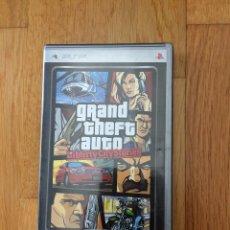 Videojuegos y Consolas: GTA, LIBERTY CITY STORIES PARA PSP ESPAÑA. Lote 108732391